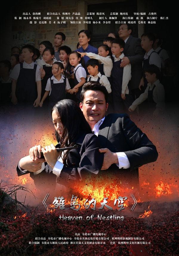 2016最新电影《雏鸟的天空》HD国语中字