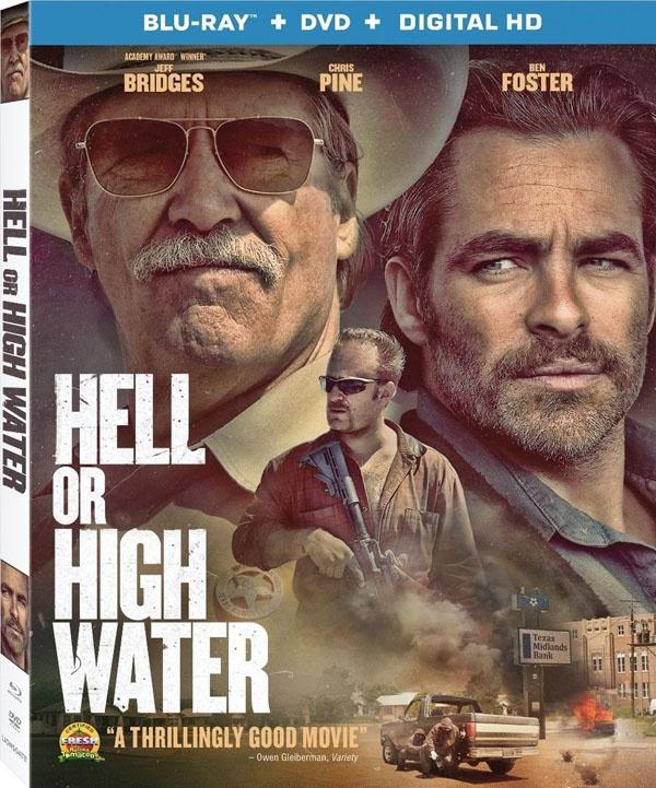 2016最新电影《赴汤蹈火》评分8.1犯罪动作影片