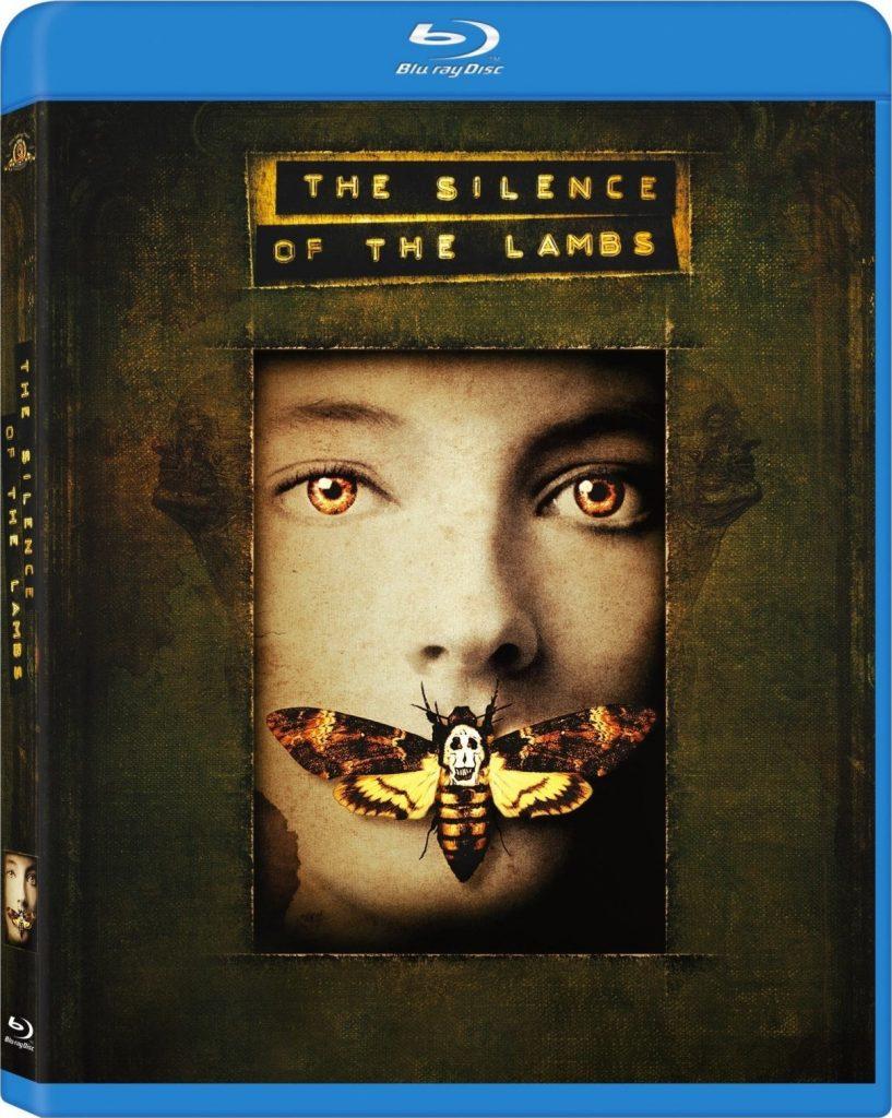 经典电影《沉默的羔羊》美国8.6分惊悚犯罪题材