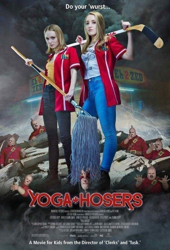 2016最新电影《瑜伽妹斗罗/瑜伽白痴》美国喜剧片BD中英双字