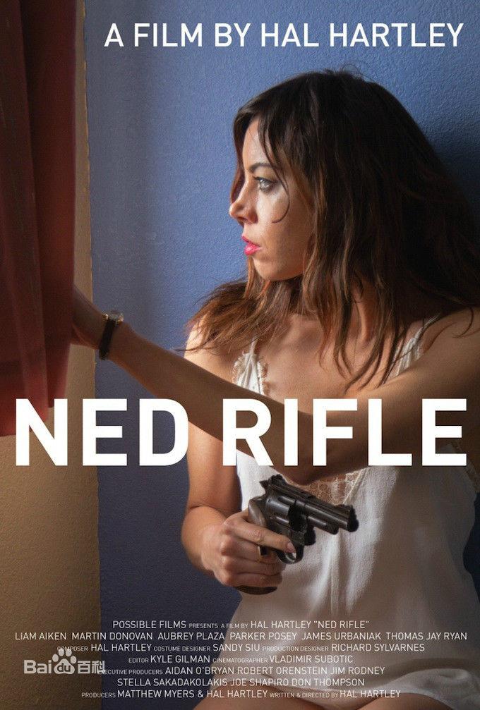 《内德的步枪》加拿大剧情片BD中英字幕