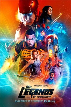 明日传奇 第二季 Legends of Tomorrow Season 2