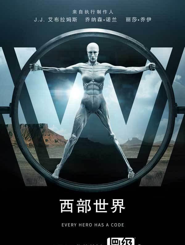 2016最新电视剧《西部世界》8集全
