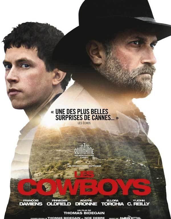 经典电影《牛仔们》获奖最多的影片