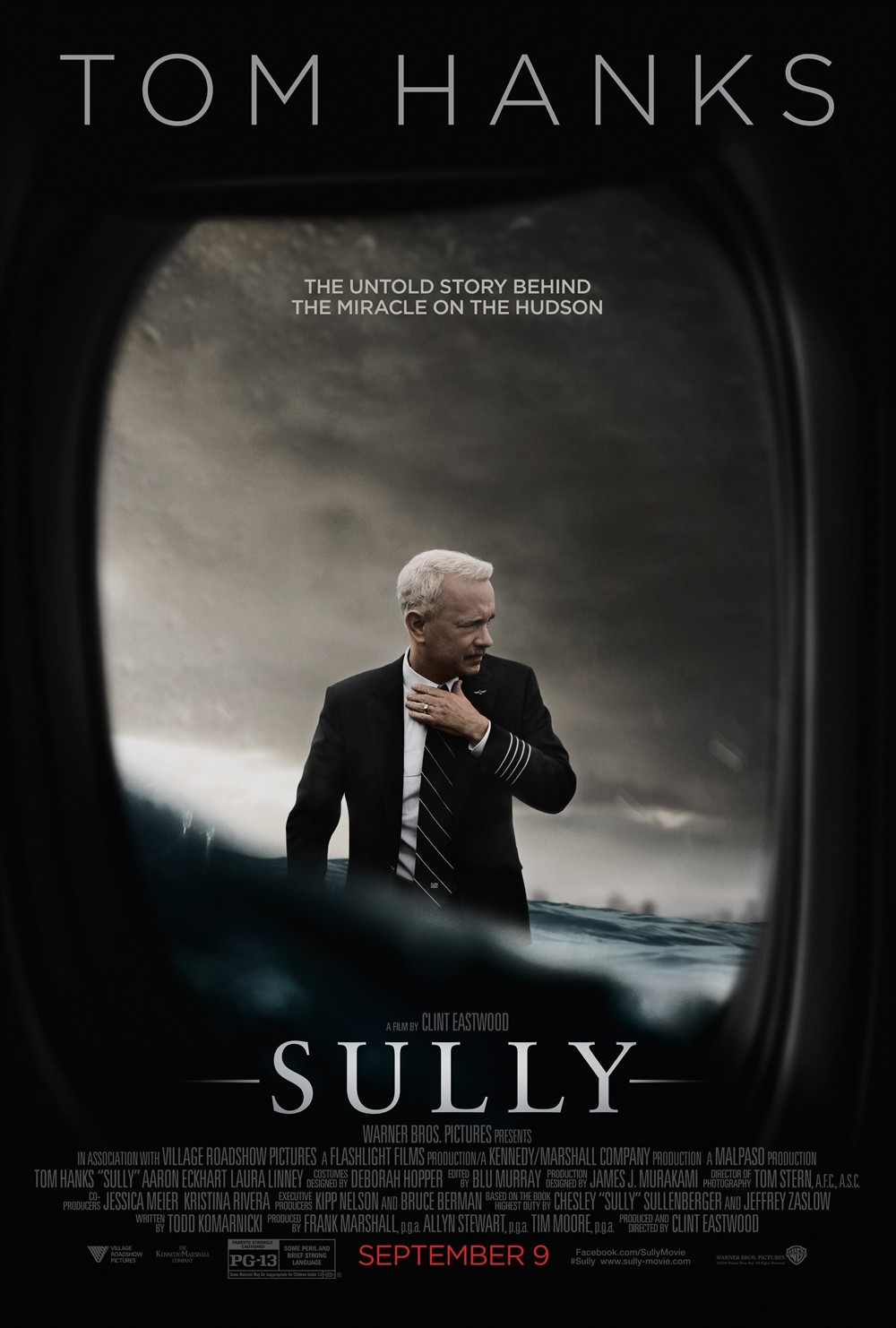 2016最新电影《萨利机长》美国8.2分灾难片BD中英双字