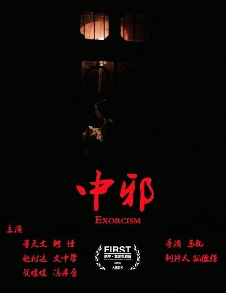 2016最新电影《中邪》DVD国语中字