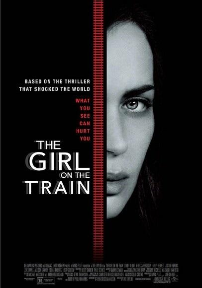 2016最新电影《火车上的女孩》悬疑惊悚HD中英双字