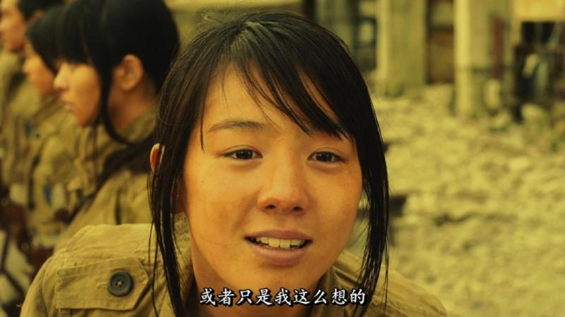 经典电影《进击的巨人:反击的狼烟》科幻片只服日本人