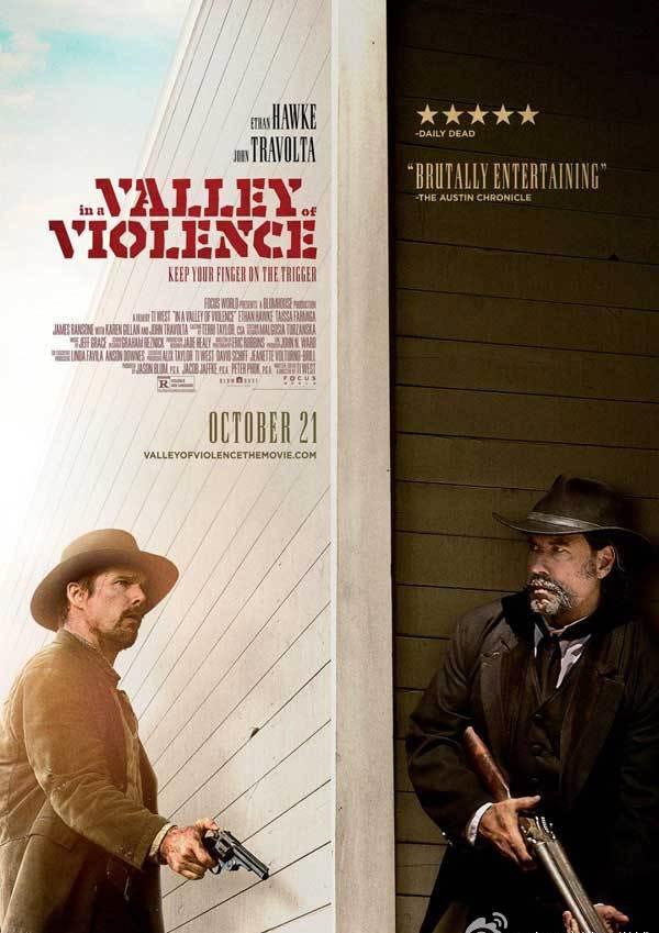 2016最新电影《暴力山谷》BD高清下载
