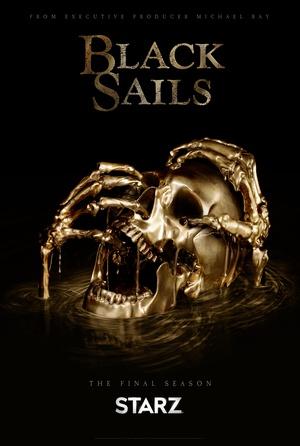黑帆 第四季 Black Sails Season 4(2017)