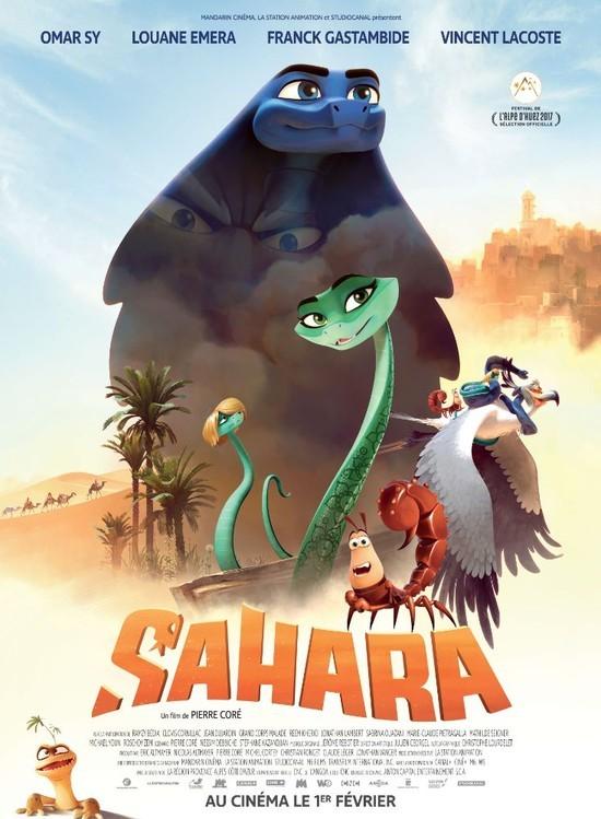 2017最新电影《撒哈拉》动画720p.HD中字
