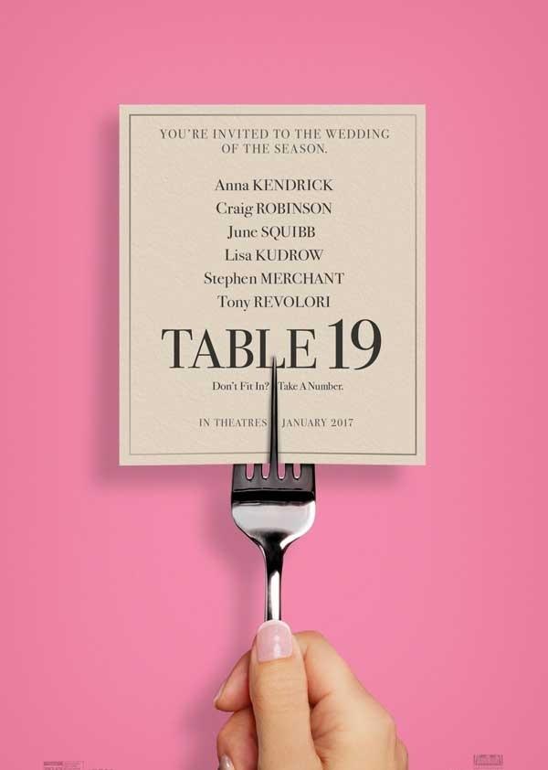2017最新电影《婚宴桌牌19号》 和一群素不相识的人一起就餐