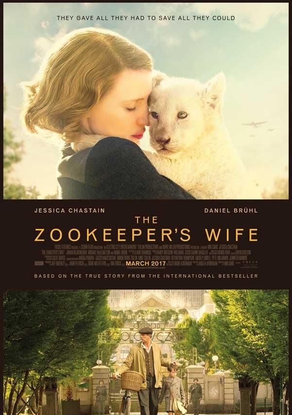 2017最新电影《动物园长的夫人》1080p.HD改编自戴安娜·阿克曼同名小说