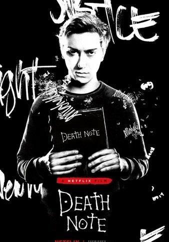 2017惊悚剧情《死亡笔记美版》720p.HD中英双字