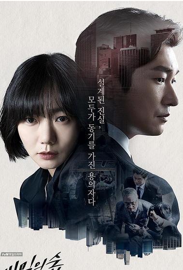 2017韩剧《秘密森林》豆瓣9.3分
