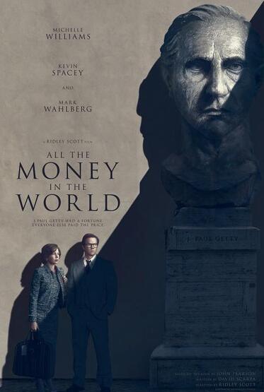 《金钱世界》凯文史派西老到认不出