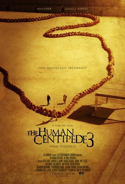 2015年美国恐怖片《人体蜈蚣3》BD中英双字