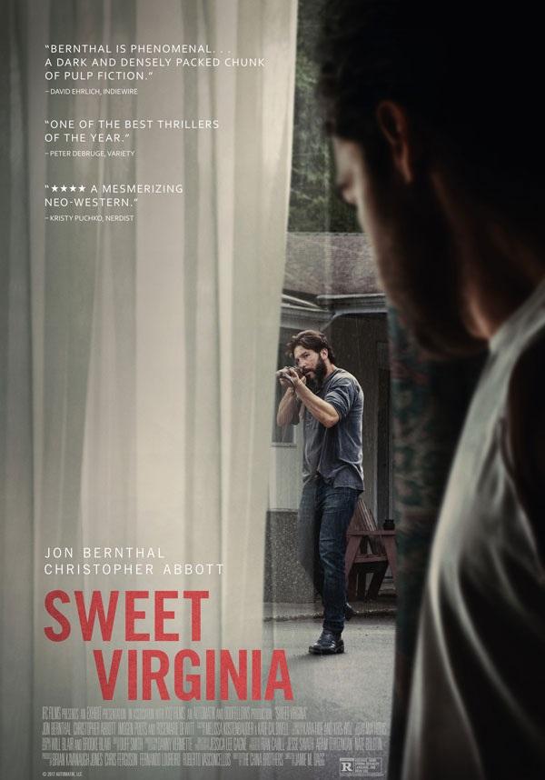 2017最新电影《亲切的弗吉尼亚》商人和暴力倾向年轻人关系密切