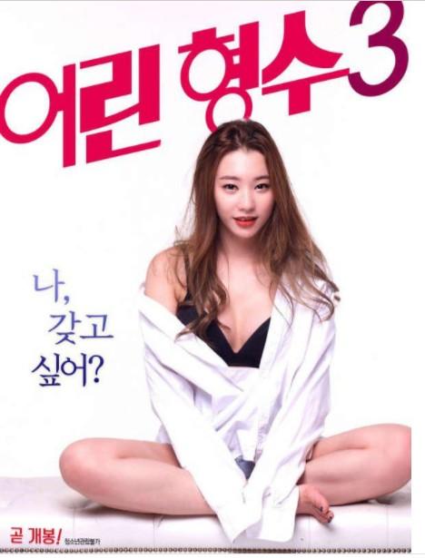 2017韩国爱情《年轻的嫂子3》韩国限制级尺度大作