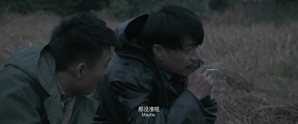 2017最新电影《暴雪将至》段奕宏主演悬疑犯罪大片高清版