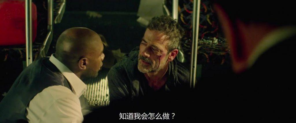 2017动作《双面劫匪》12.8上映动作大片