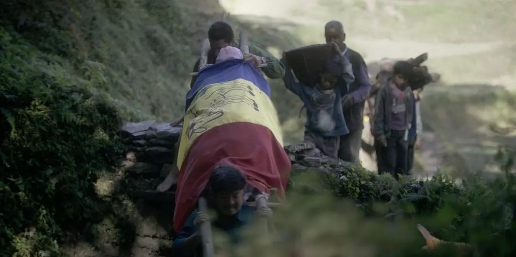 2016战争《灿烂阳光》尼泊尔申奥佳片-揭露尼泊尔内战