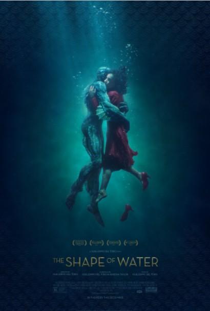 2017最新电影《水形物语》豆瓣7.8分
