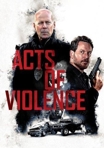 2018动作剧情《暴力行为》720p.HD中英双字