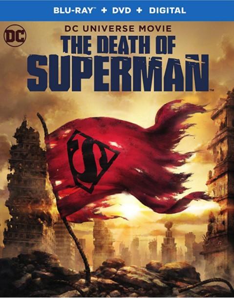 2018科幻《超人之死》DC最新版本超人之死