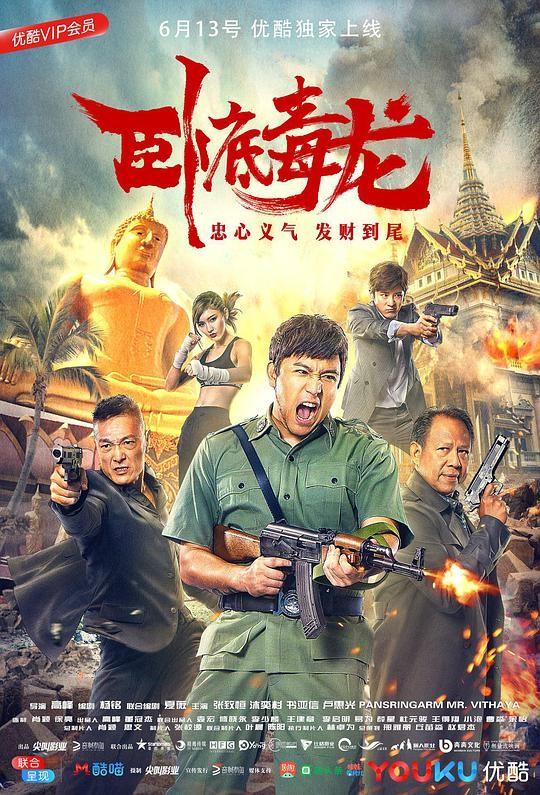 2018犯罪《卧底毒龙》[HD-MP4/1.1G][中文字幕][720P]