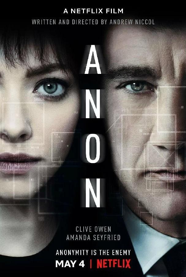 2018科幻惊悚《匿名者》720p.BD中英双字