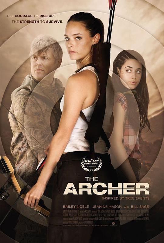 2018动作《射手 The Archer》[中文字幕][DVD]