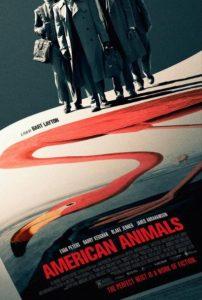 2018犯罪《美国动物》豆瓣7.8高分犯罪电影