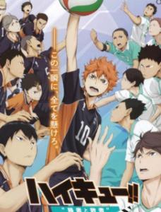 2015高分動畫運動《排球少年劇場版2:勝者與敗者》BD1080P.日語中字