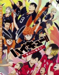 2015日本动画运动《排球少年剧场版1:结束与开始》BD1080P.日语中字