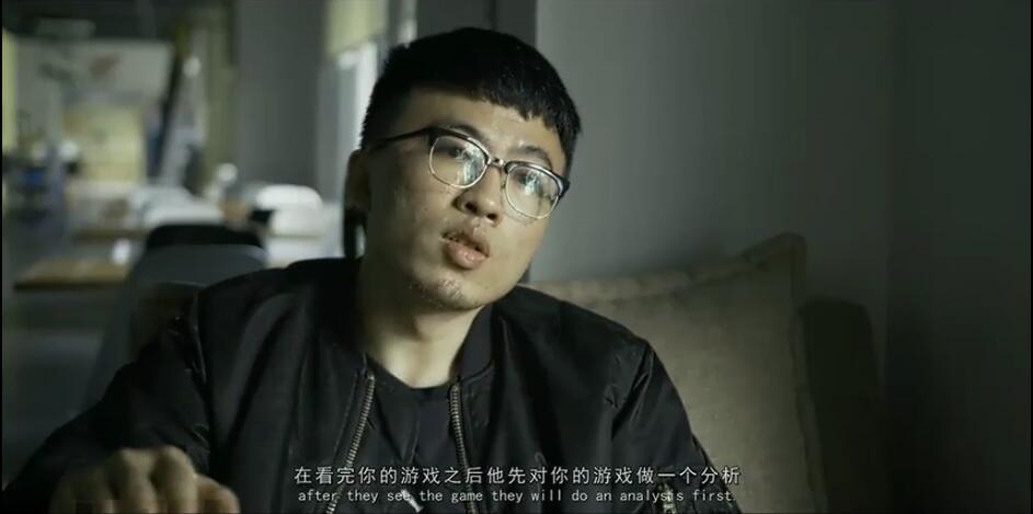 2018大陆记录《独行/中国独立游戏大电影》豆瓣8.8高分国产纪录片