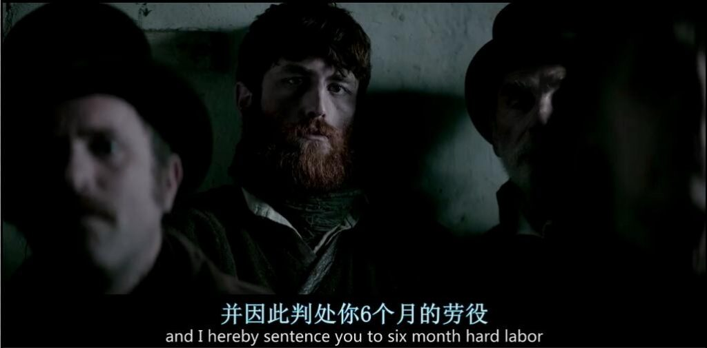 2018动作《黑色1847》雨果维文主演复仇动作电影