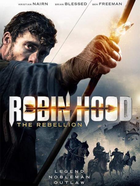 2018欧美动作《反抗者罗宾汉》英国最新动作战争大片