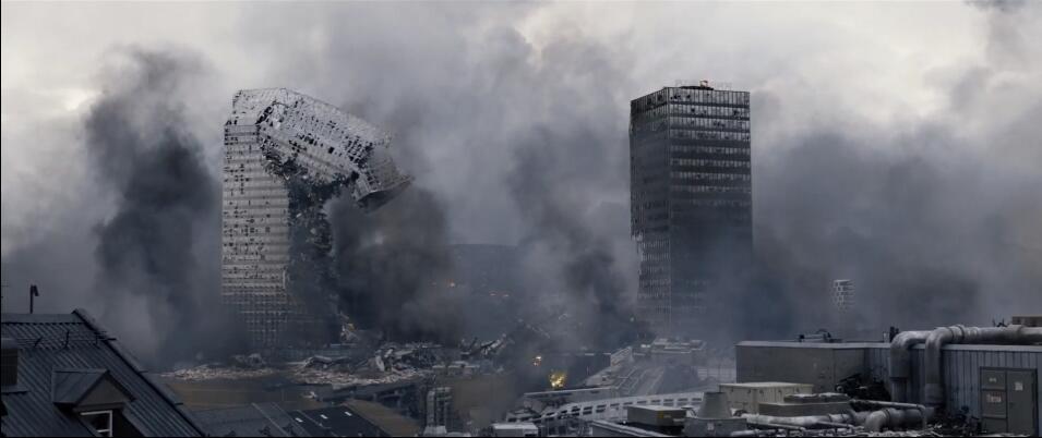 2018欧美科幻《大地震/八级大地震:命悬一劫》震撼特效灾难大片