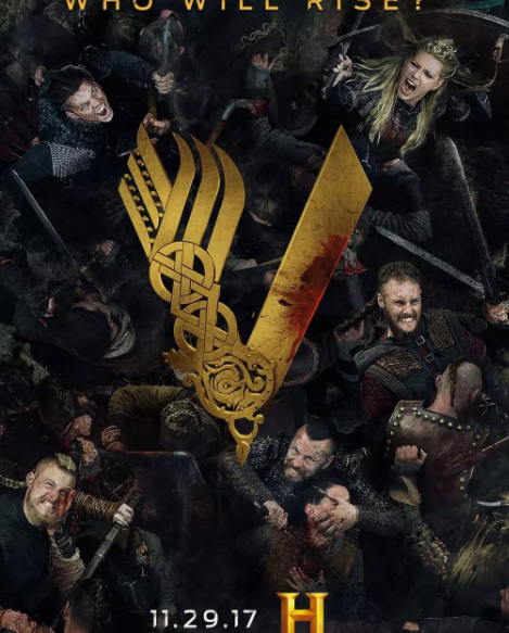 2018美剧《维京传奇第五季/Vikings Season 5》高清迅雷下载