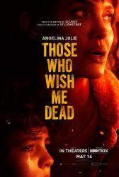 2021安吉丽娜·朱莉6.5分惊悚剧情《那些希望我死的人》HD1080p