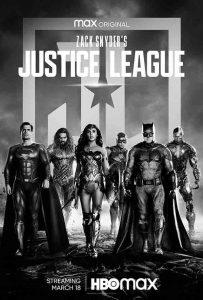 2021年 扎克·施奈德版正义联盟 [蝙蝠侠和神奇女侠计划招募一支超人类团队来保护世界]