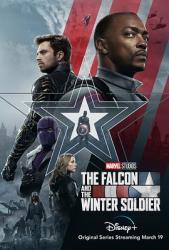2021漫威科幻剧《猎鹰与冬兵》更新至全6集