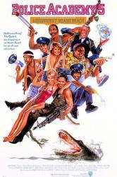 1988美国7.0分犯罪喜剧《警察学校5:迈阿密之旅》BD1080p