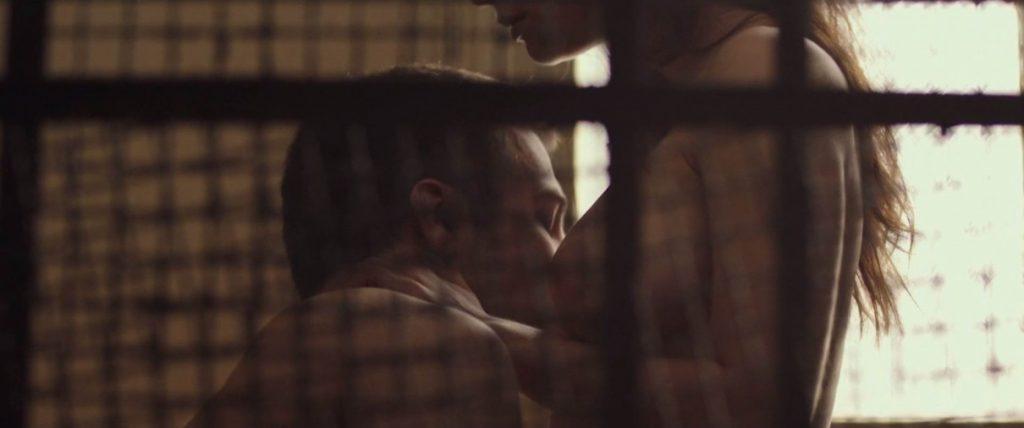 评分5.6分爱情片《我性愛你》女主像迪丽热巴