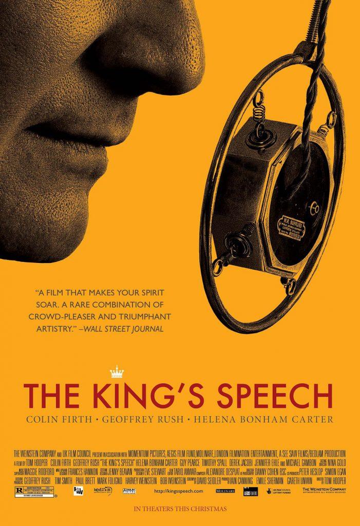 豆瓣8.4分《国王的演讲》经典励志高分