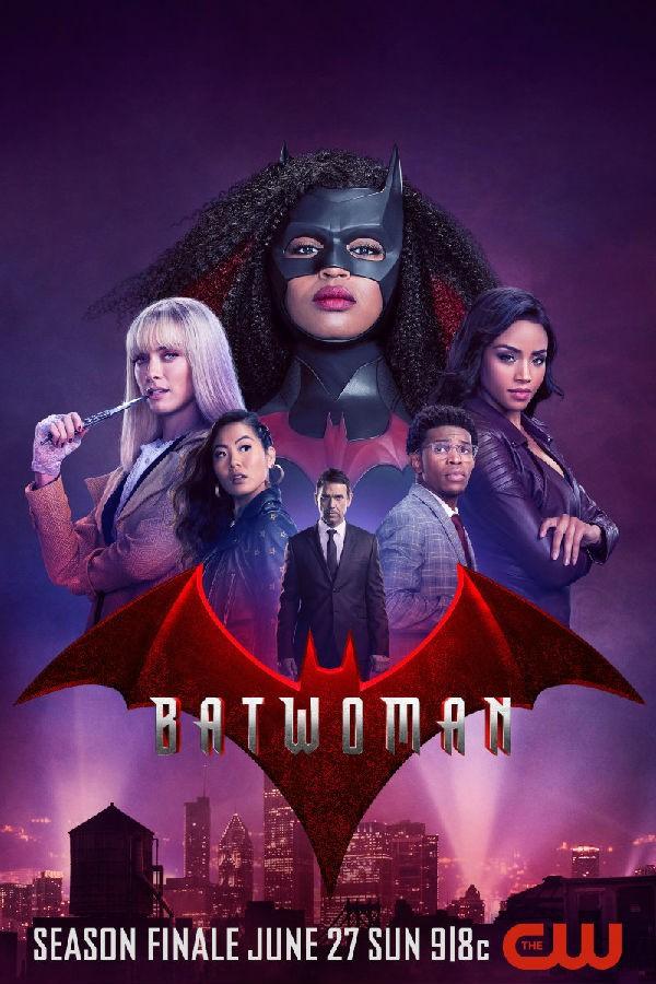 科幻美剧《蝙蝠女侠》第一季全集+第二季全集+第三季第一集